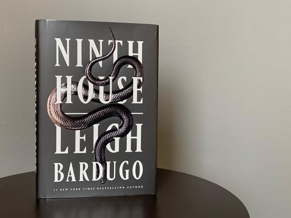 Ninth House, by Leigh Bardugo