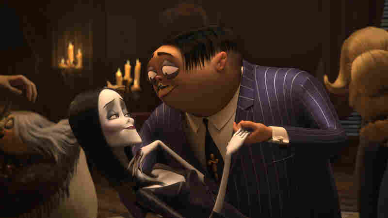 'The Addams Family' Isn't Sufficiently Creepy, Kooky, Mysterious Or Spooky
