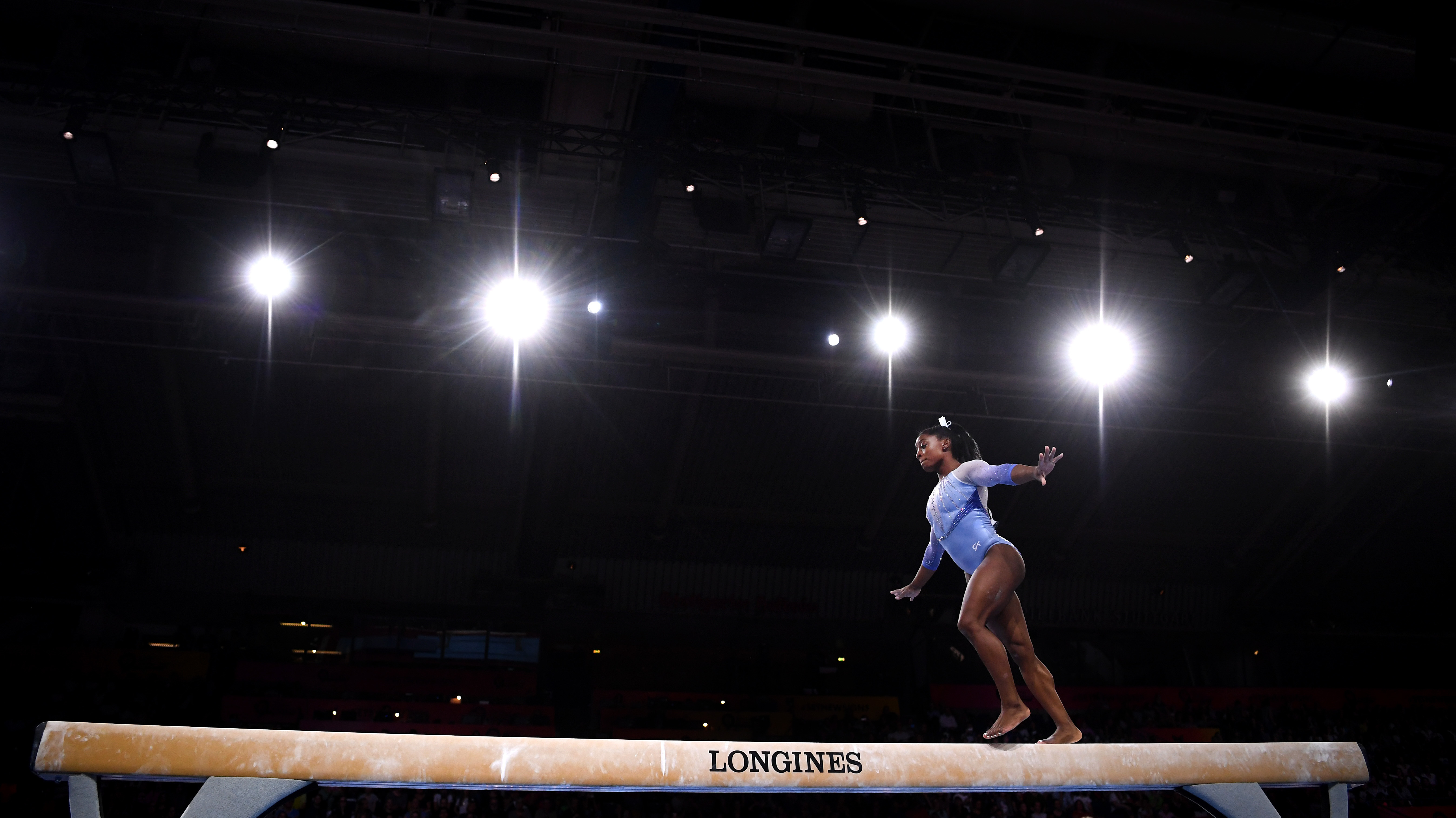Simone Biles Has 2 More Signature Moves Under Her Name After World Championships