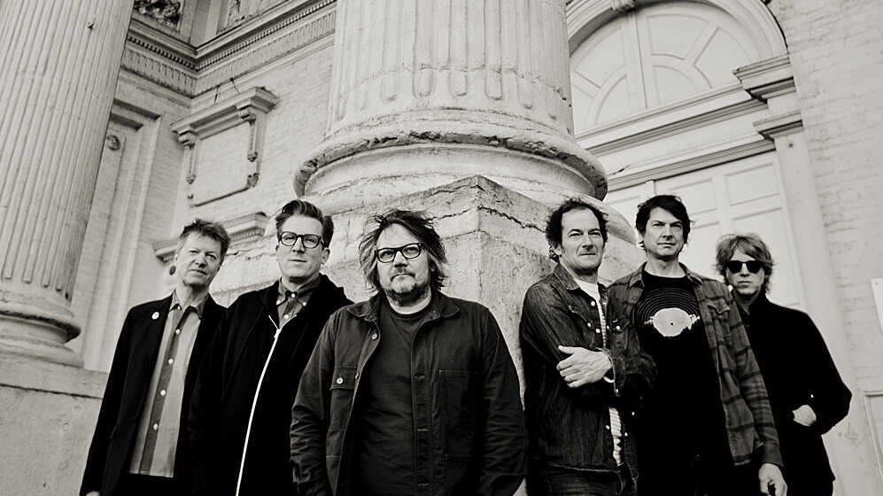 Wilco's Jeff Tweedy On Finding Joy In A Complicated World