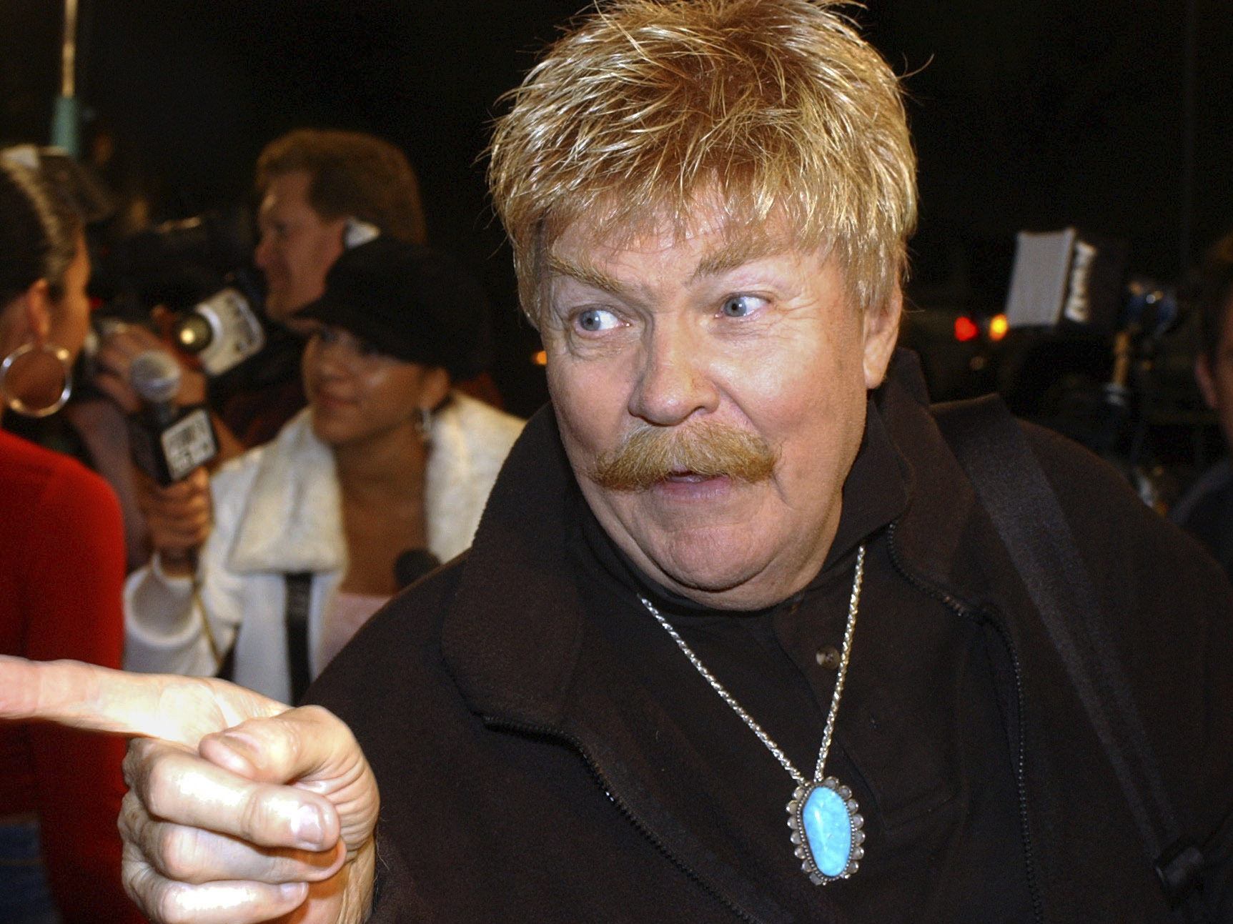 Rip Taylor, Comedian Known For His Camp And Confetti, Dies At 88