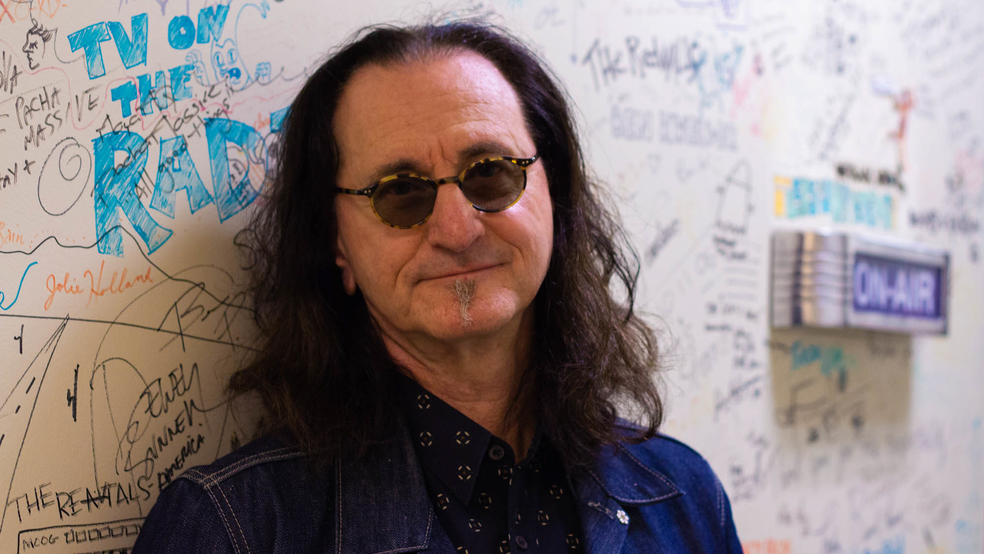 Geek Out With 'Geddy Lee's Big Beautiful Book Of Bass'