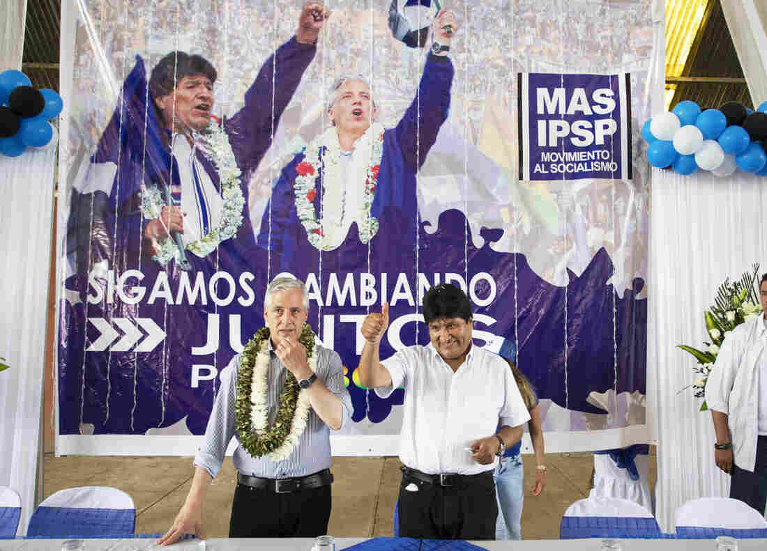 Westlake Legal Group gettyimages-114484587_custom-df891f58e8d98600e193b2dbe3f4ca53dfe7a5c3-s1100-c15 How Bolivia's Evo Morales Could Win A 4th Term As President