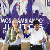 How Bolivia's Evo Morales Could Win A 4th Term As President