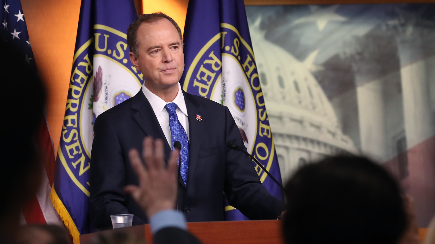 Adam Schiff, The Surprising Face Of The Impeachment Inquiry Of President Trump