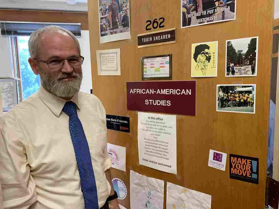 Westlake Legal Group prof-tobin-miller_custom-f7f27b3c0de42017417a11ba12aeb03248de5a17-s1100-c15 In Montana, A Liberian Refugee Mounts U.S. Senate Challenge