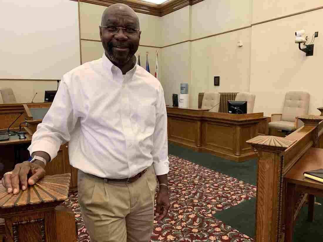 Westlake Legal Group wilmot-collins_custom-645370a51e5fc54e9bf1377fbbcb35f806facf1f-s1100-c15 In Montana, A Liberian Refugee Mounts U.S. Senate Challenge