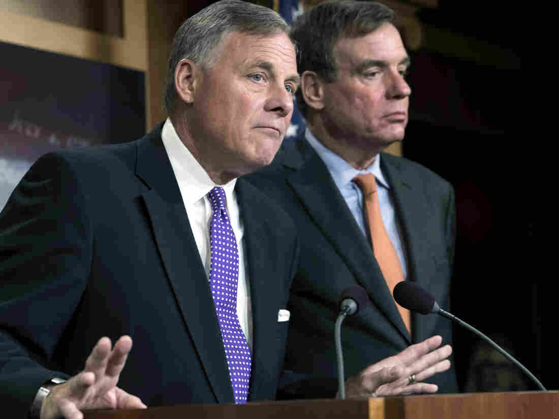 Burr: Russia is waging an information warfare campaign against the U.S.