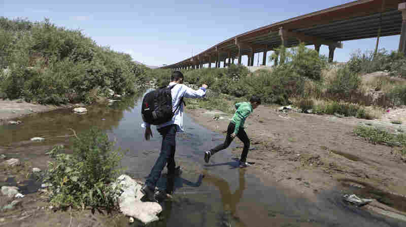 Apprehensions At The U.S.-Mexico Border Decline For The 4th Consecutive Month