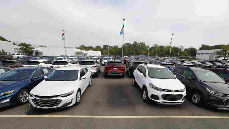 GM Suppliers Hurting From Autoworkers Strike, Too
