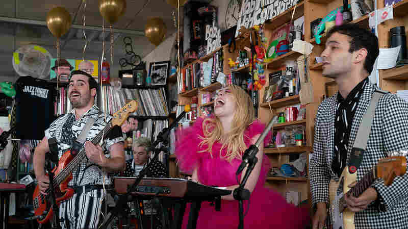 Charly Bliss: Tiny Desk Concert