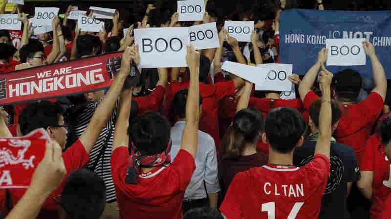 FIFA Disciplines Hong Kong Football Association After Chinese National Anthem Protest