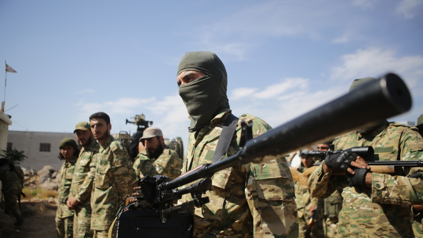 Turkish Forces Launch Military Attack Against Kurds At Syrian Border