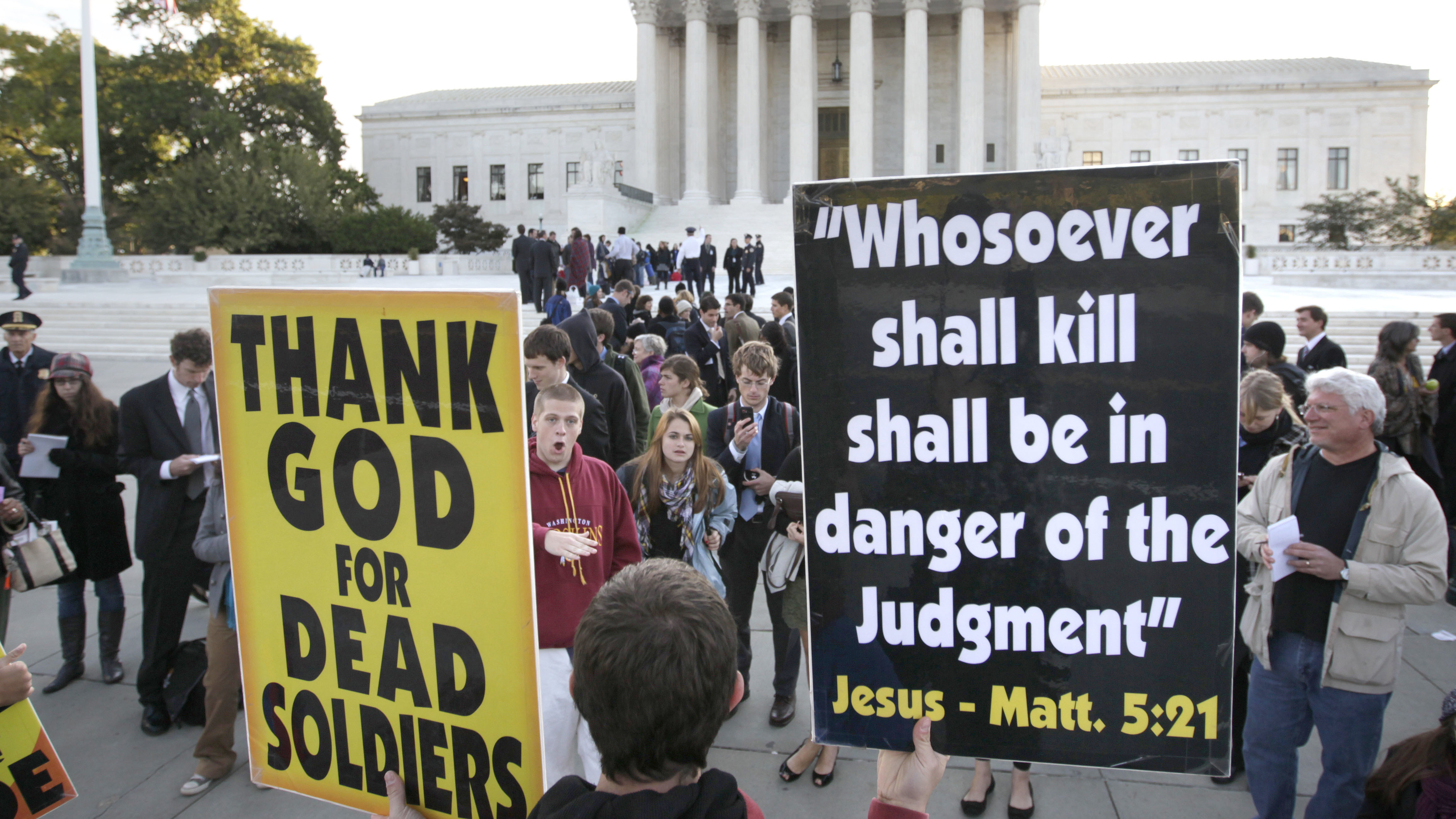How Twitter Helped Change The Mind Of A Westboro Baptist Church Member