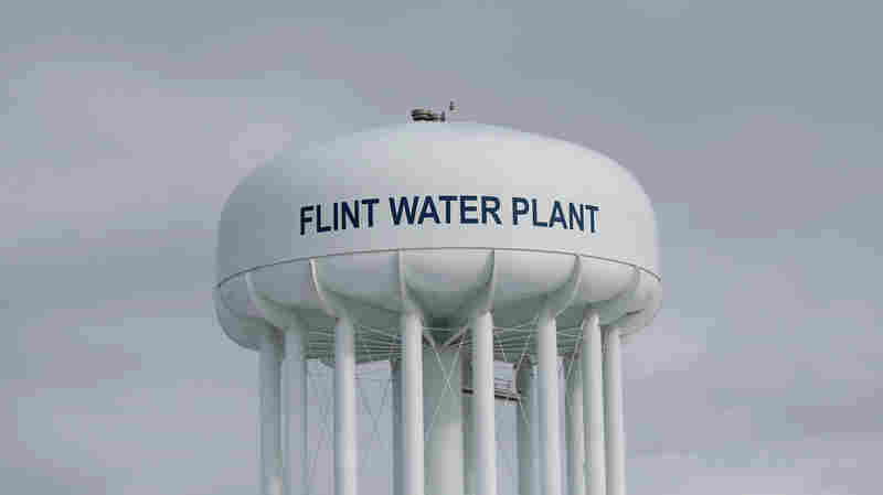 EPA Proposes New Regulations For Lead In Drinking Water