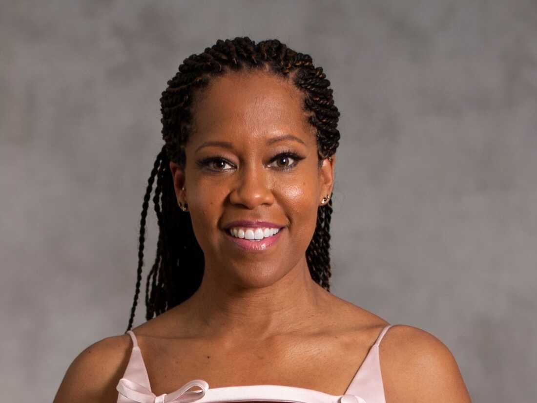 Regina King poses during a photo session ahead of the 91st Oscars Nominees Luncheon on Feb. 4, 2019, in Beverly Hills, Calif.