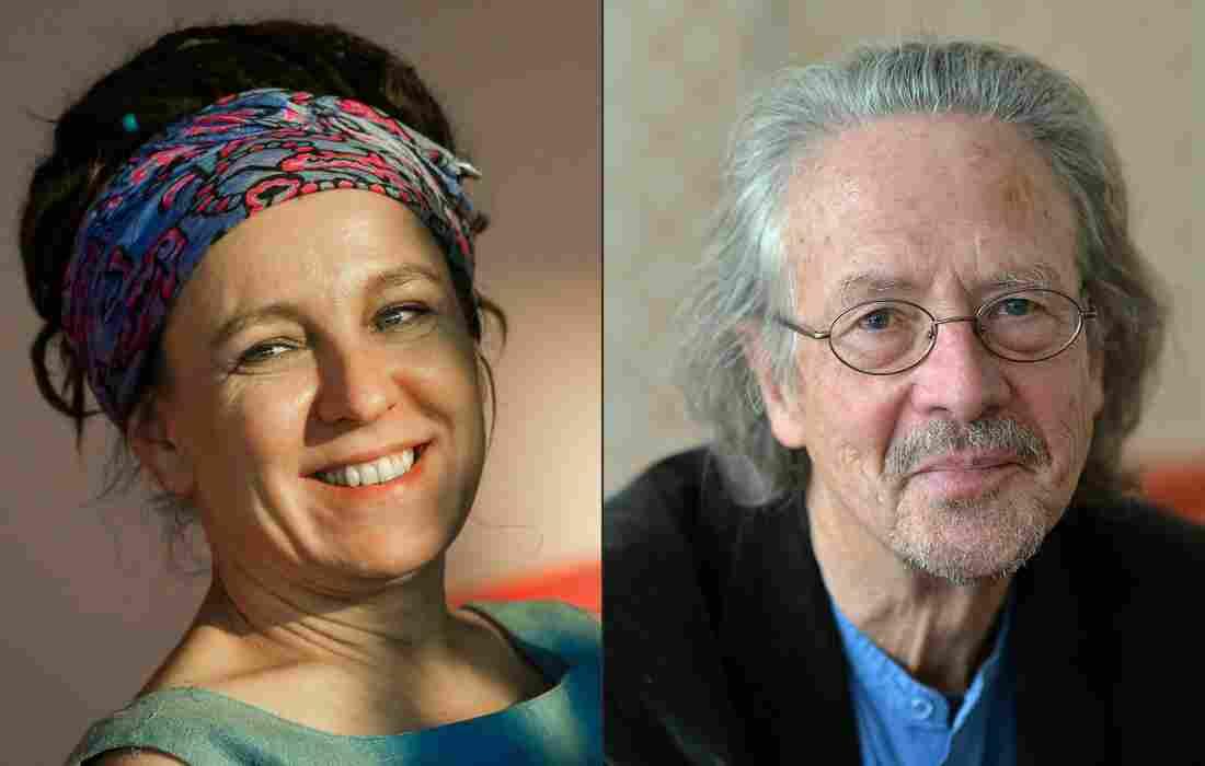 Westlake Legal Group gettyimages-1174963734_custom-c59d3e6cfb3209b00f2fbf3fdac795a77a170cbf-s1100-c15 Nobel Prizes In Literature Go To Olga Tokarczuk And Peter Handke