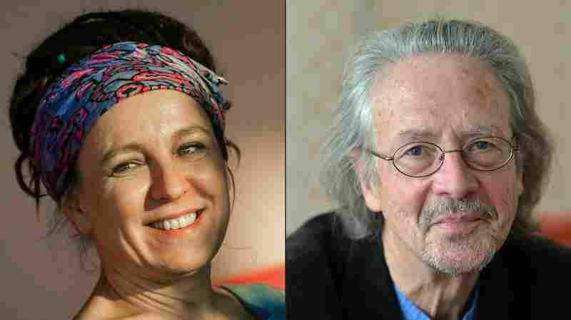 Nobel Prizes In Literature Go To Olga Tokarczuk And Peter Handke