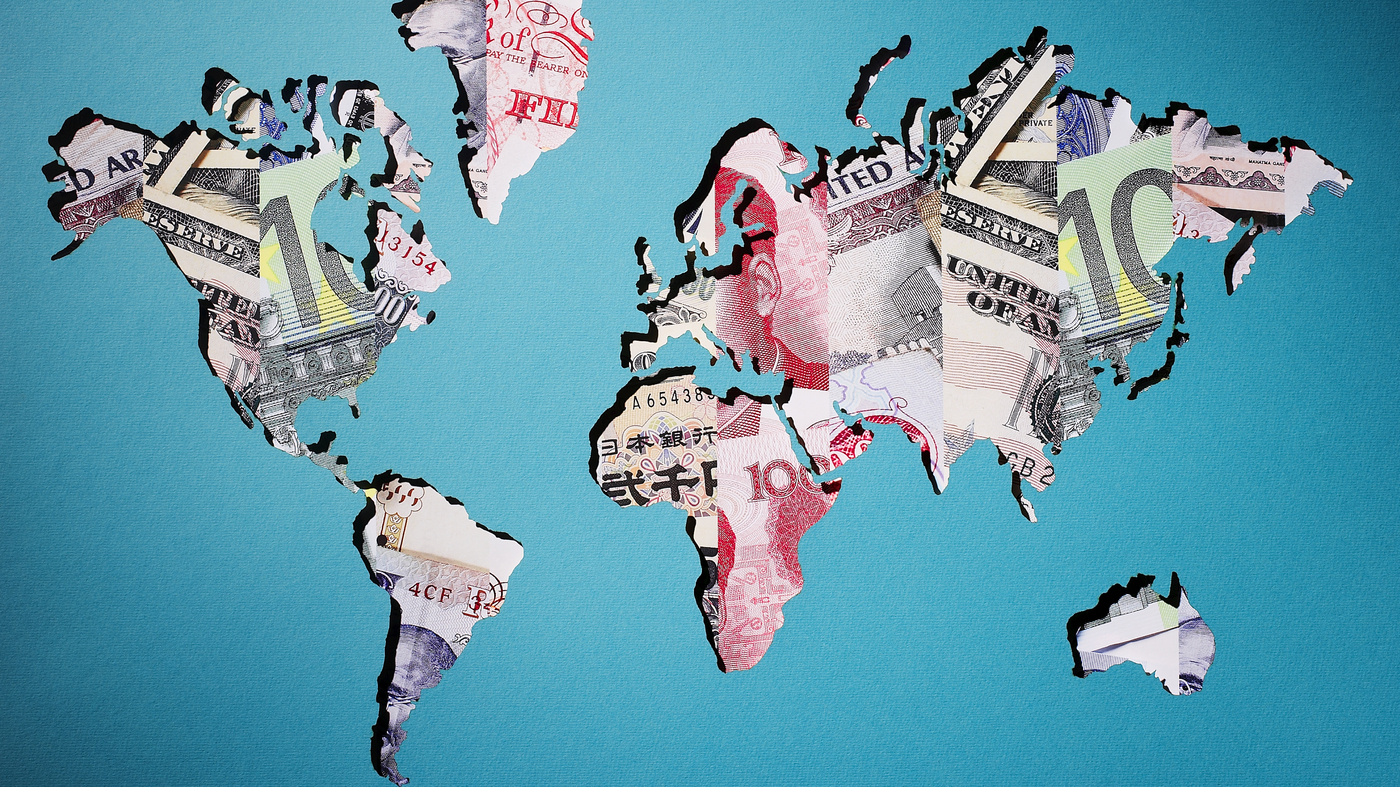 The U.S. And Global Economy: A New Relationship