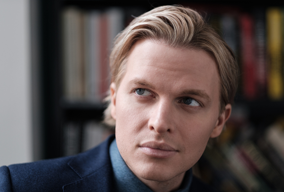Pulitzer Prize-winning investigative journalist Ronan Farrow talked with NPR ahead of the release of his book <em>Catch and Kill.</em> (A.J. Chavar for NPR)