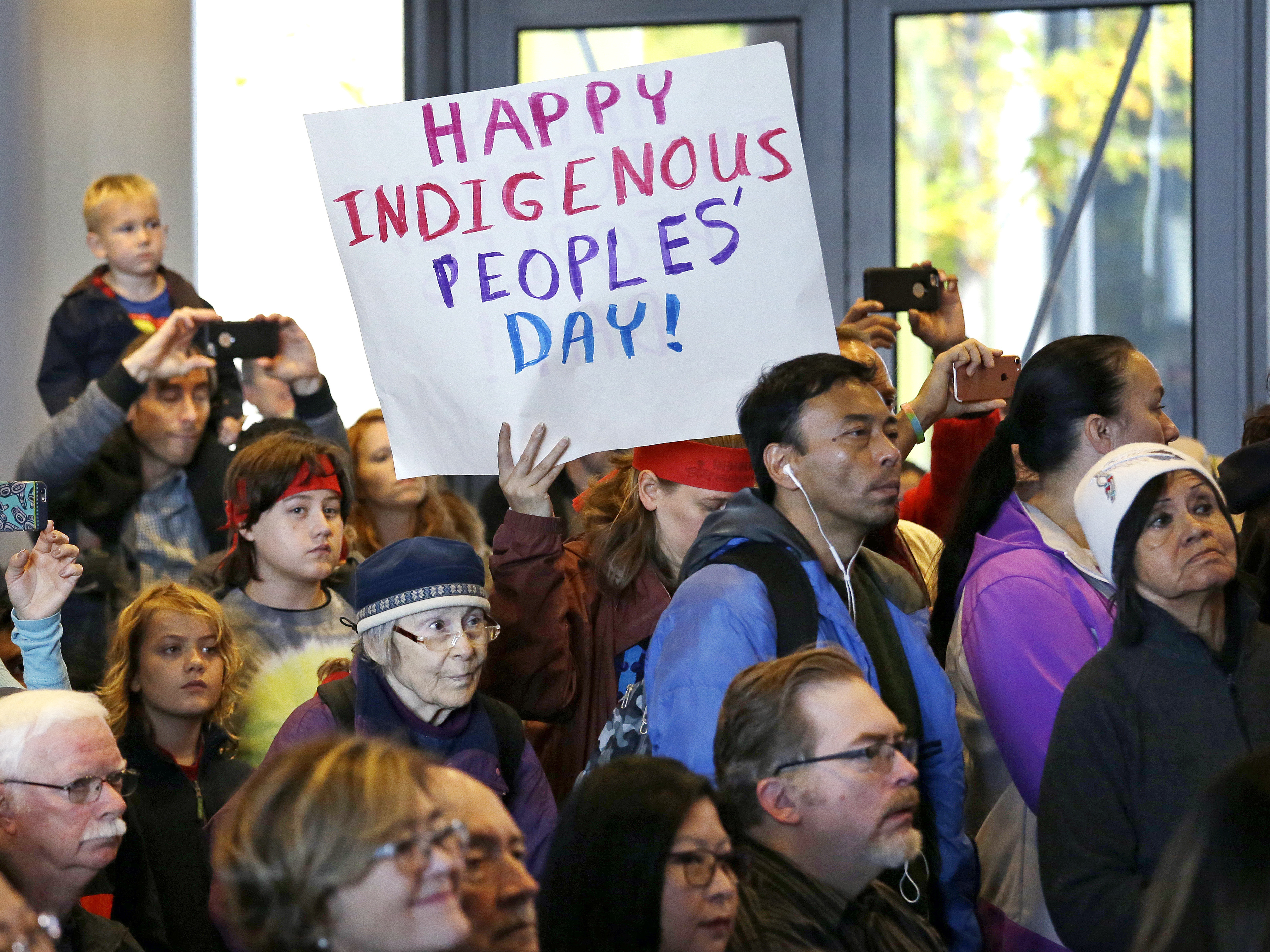 Columbus Day Or Indigenous Peoples' Day? : NPR