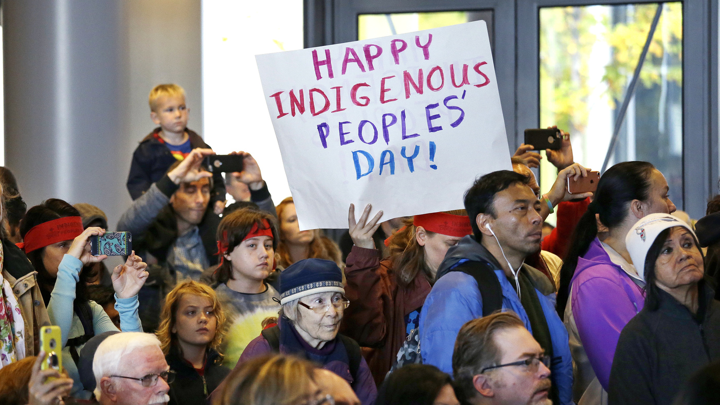 Columbus Day Or Indigenous Peoples' Day?