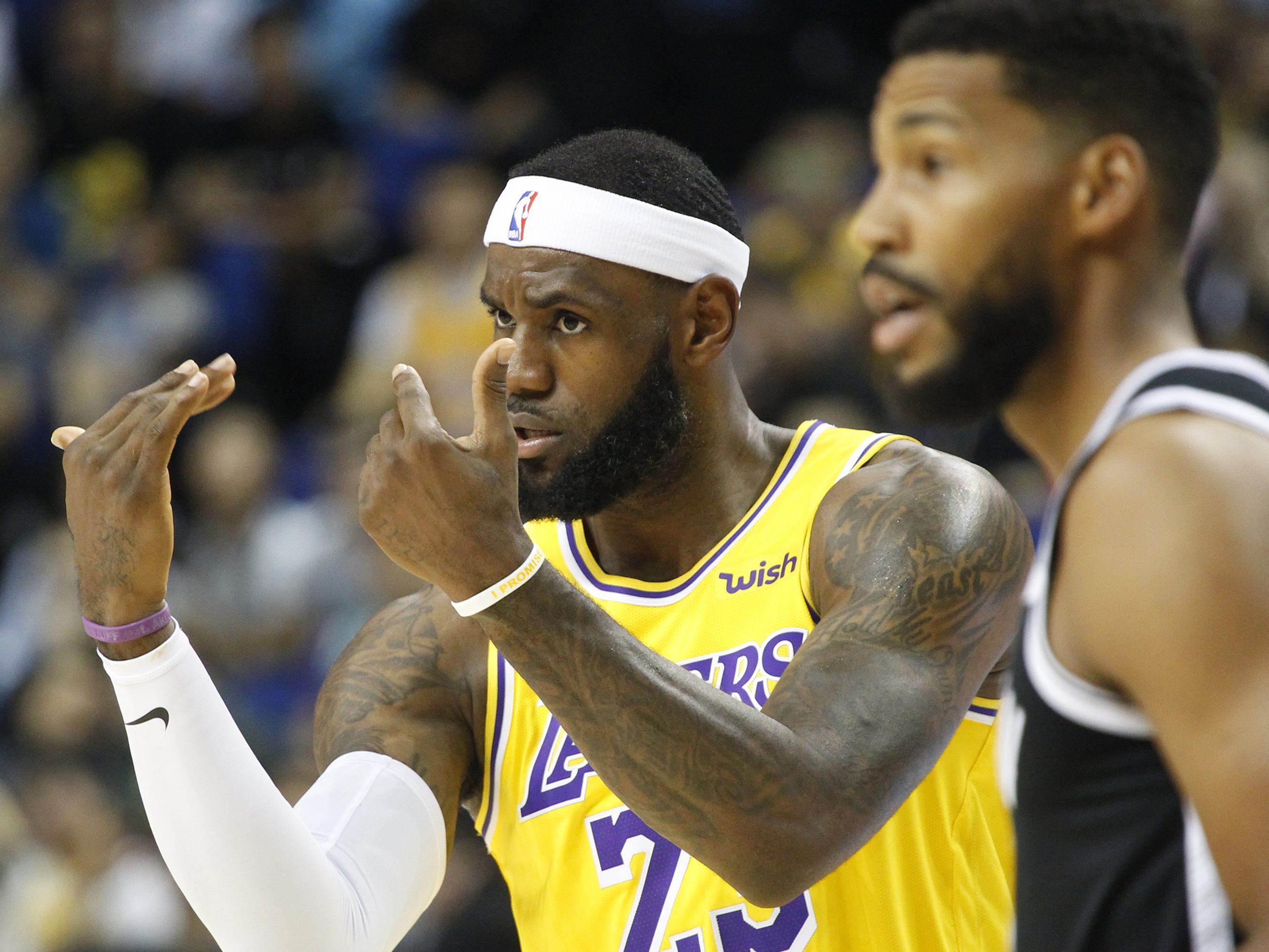 NBA Calls Off News Conferences For Players In China As Controversy Lingers