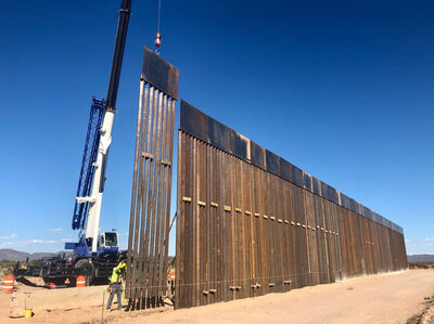 Border Wall Rising In Arizona, Raises Concerns Among Conservationists, Native Tribes