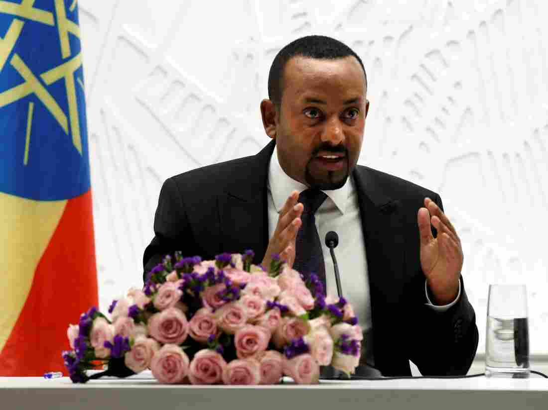 Westlake Legal Group gettyimages-1158934775-77bde96fec009862a970f24fa04d96c532d7f059-s1100-c15 Nobel Peace Prize Goes To Ethiopia's Prime Minister Abiy Ahmed