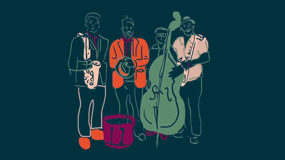 Jazz Night in America's playlist offers a modern jazz survey at ground level, from stone classics to state-of-the-art jams.