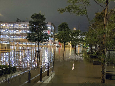 Typhoon Death Toll In Japan Climbs: 19 Dead, 16 Missing