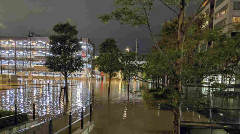 Typhoon In Japan Leaves Up To 33 Dead, 19 Missing