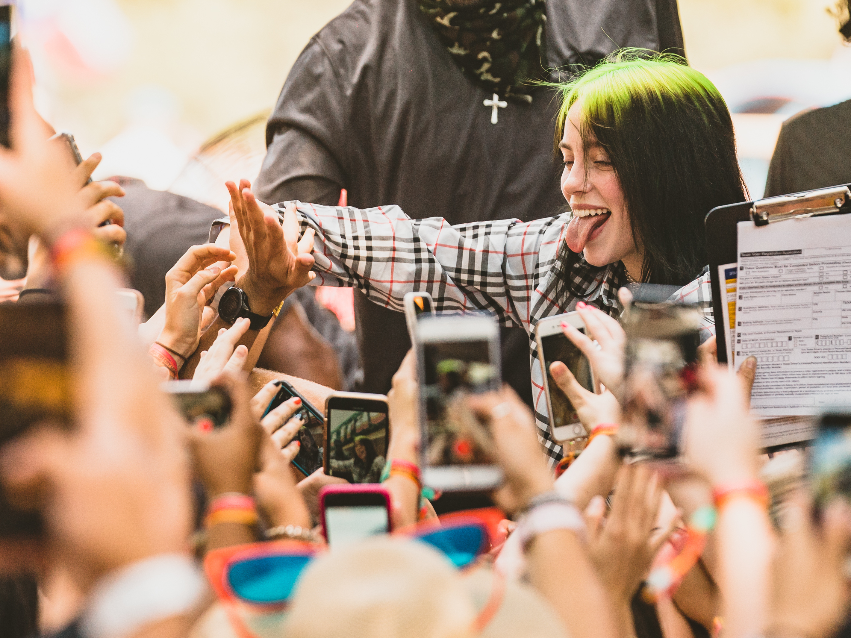 Billie Eilish: 'All I Can Say Is, Be Patient'