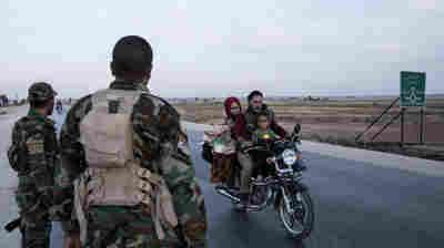 Syrian Troops Move To Support Kurds After U.S. Withdrawal