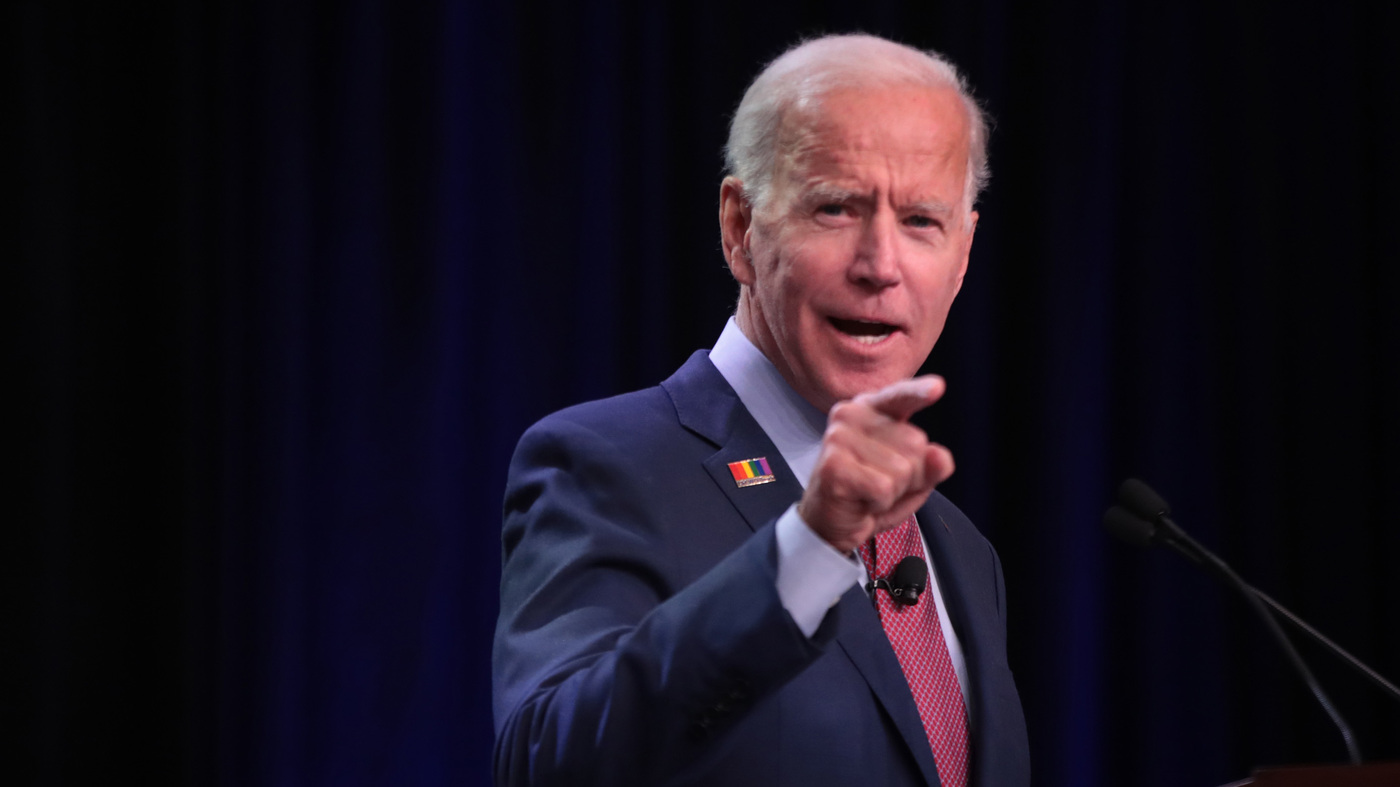 Biden Takes On Trump With A Sweeping Ethics Plan, Amid Push Back Over Ukraine thumbnail