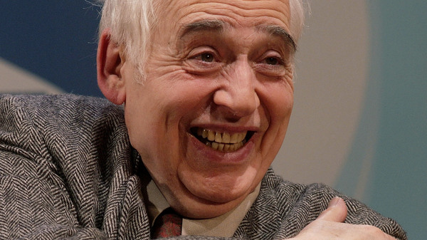 Harold Bloom, A Rare Best-Selling Literary Critic, Dies At 89