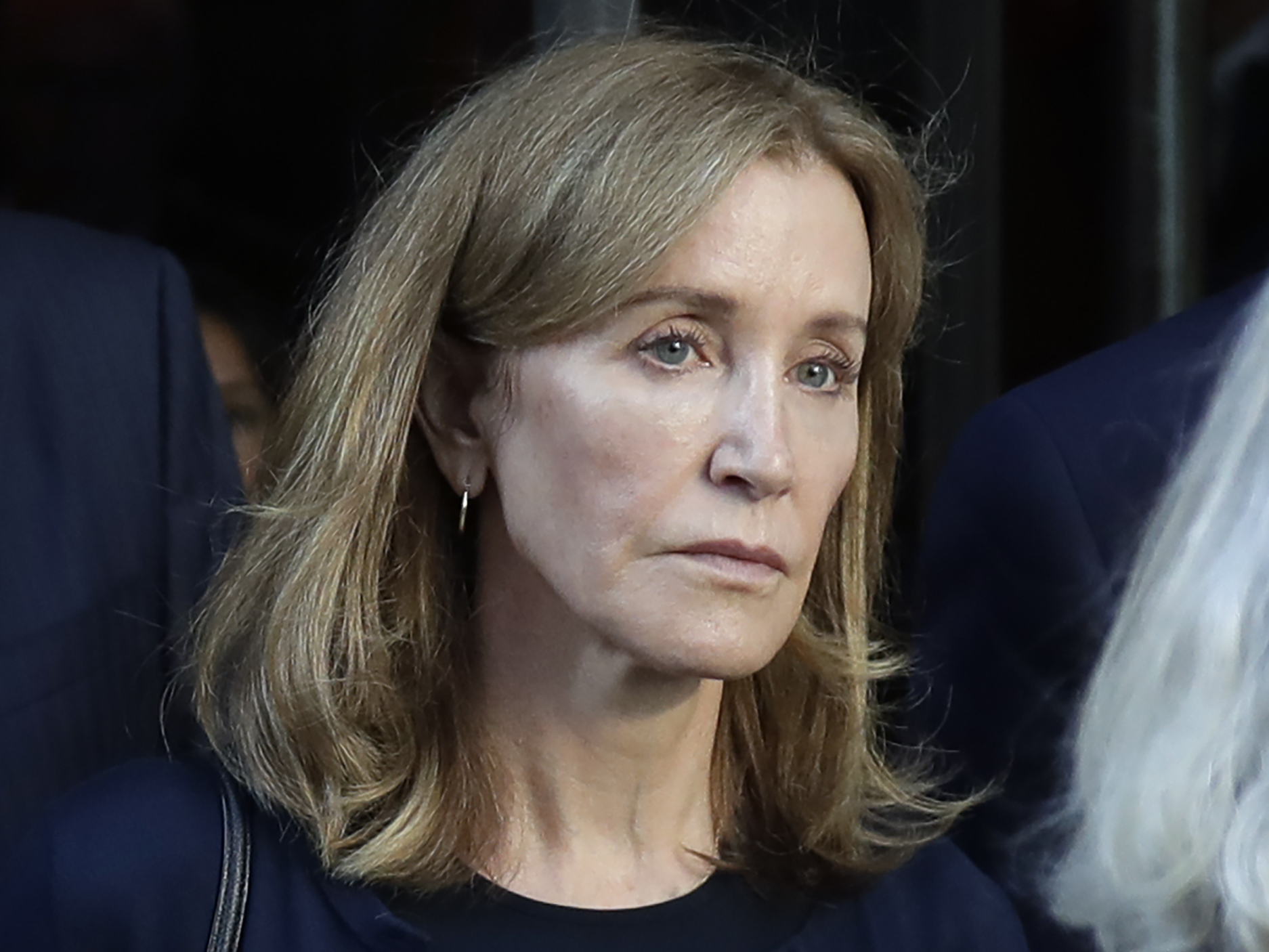 Felicity Huffman Begins 14-Day Prison Term In College Admissions Scandal