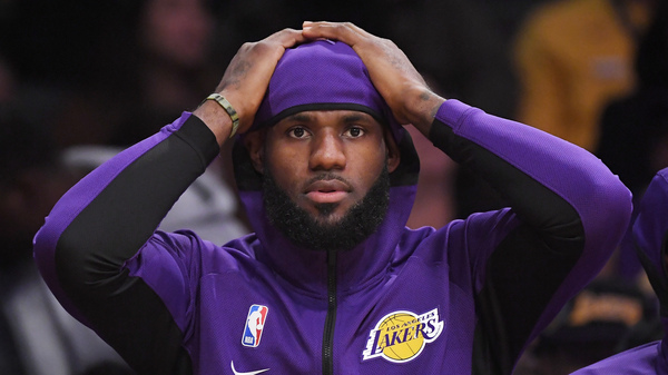 Back From China, LeBron James Speaks Out On NBA Controversy