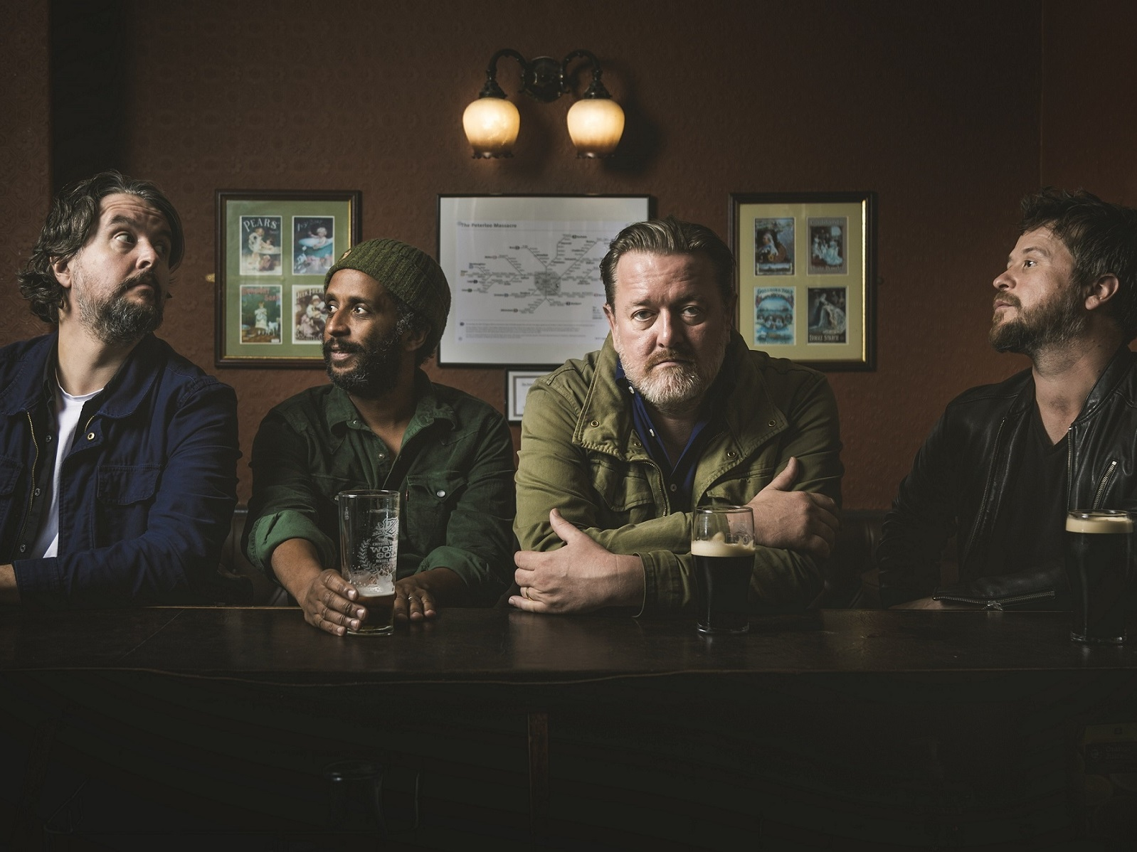 On 'Giants Of All Sizes', Elbow Offers Hope In Political Darkness
