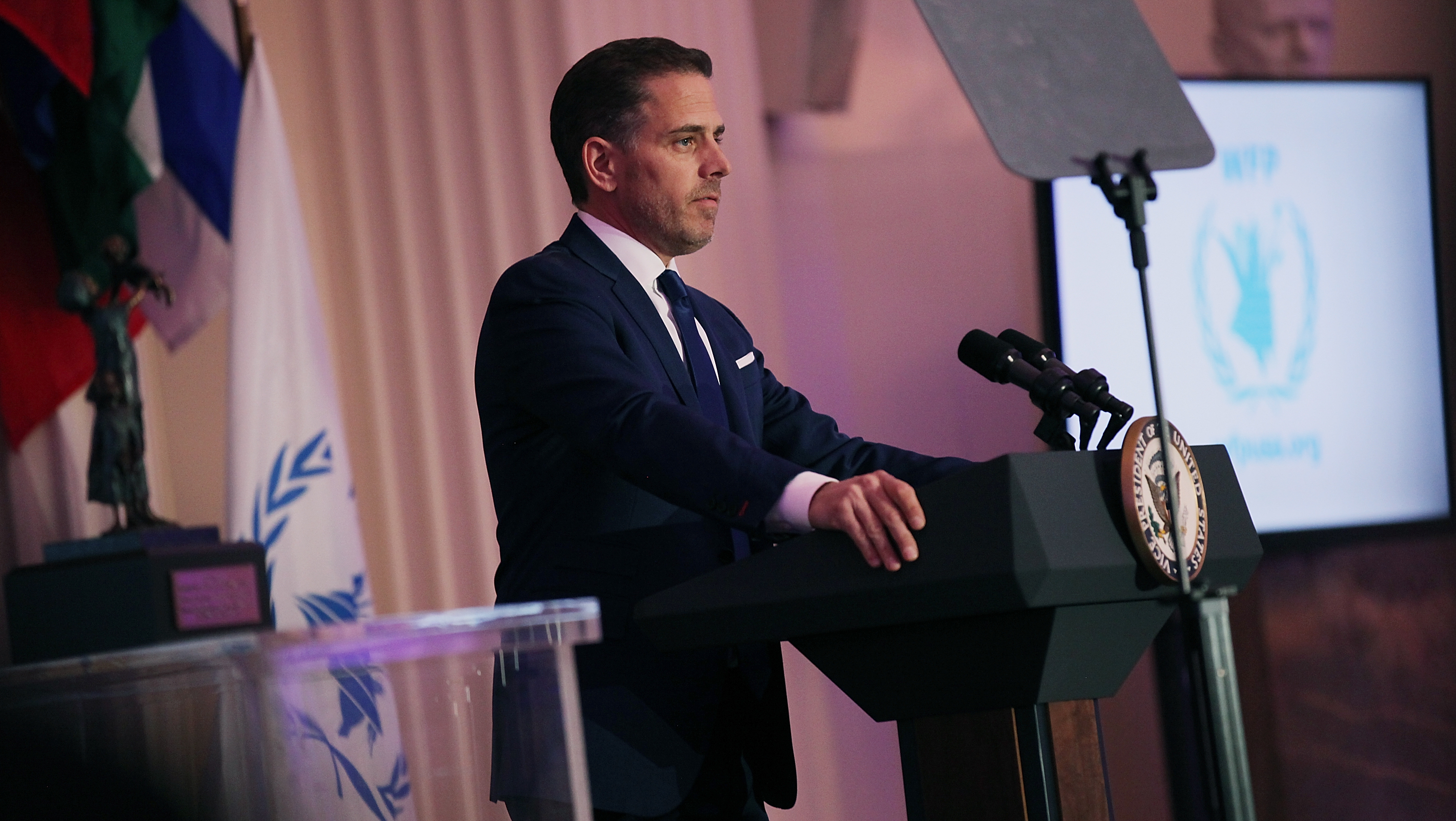 Hunter Biden Says Ukrainian Gas Company Involvement Was 'Poor Judgment'