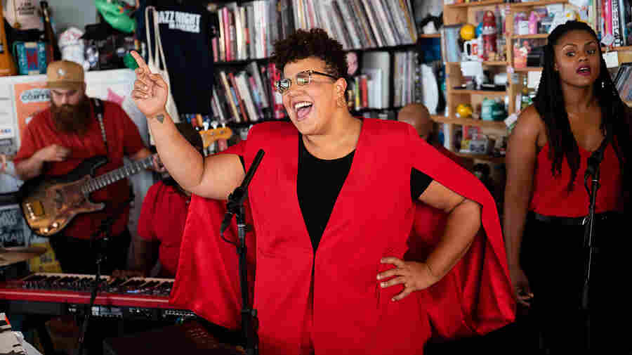 Brittany Howard: Tiny Desk Concert