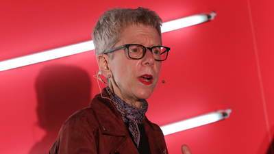 A Conversation With Terry Gross