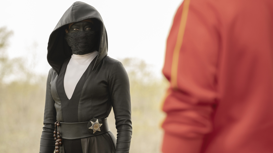 She's Having Nun Of It: Regina King as Sister Night in HBO's <em>Watchmen.</em> (Mark Hill/HBO)