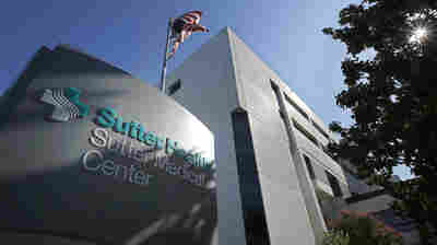 Hospital Giant Sutter Health Agrees To Settlement In Big Antitrust Fight