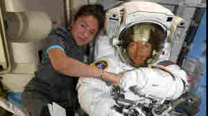 NASA's First All-Female Spacewalk Set For Friday