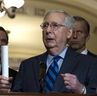 McConnell Prepares Senate For Trump Impeachment Trial As Inquiry Escalates