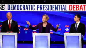 6 Takeaways From The 4th Democratic Presidential Primary Debate
