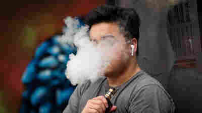 What We Know (And Don't) About The Dangers Of Vaping
