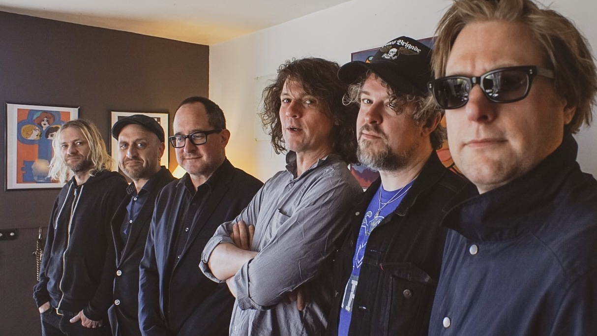 The Hold Steady Are Sleeping Over