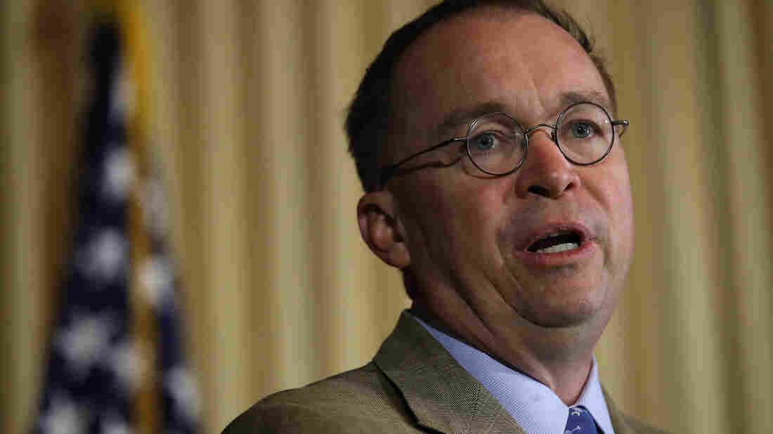 Mulvaney Acknowledges Assistance To Ukraine Was Tied To Investigating Corruption